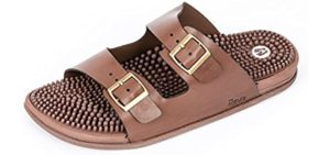 Revs Women's Premium - Massage Sandals