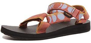 Teva Women's Original - Sports Sandal for Big feet