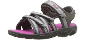 Teva Girl's Y Tirra - Sandals for Kids