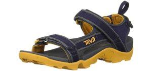 Teva Boy's K Tanza Sport - Sandals for Kids