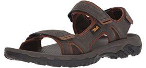 Teva Men's Katavi - Outdoor Sandal for Wide Feet