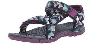 Teva Girl's Hurricane 3 - Closed Sandals