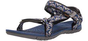 Teva Boy's Hurricane 3 - Closed Sandals
