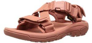 Teva Women's Hurricane Verge - Hiking sandals for Sesamoiditis