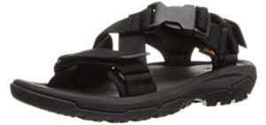 Teva Men's Hurricane Verge - Hiking sandals for Sesamoiditis