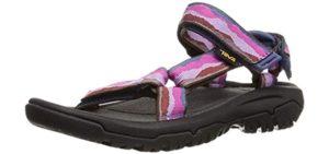 Teva Women's Hurricane XLT 2 Sport - Outdoor Sandals for Plantar Fasciitis