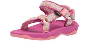 Teva Girl's Hurricane XLT 4 - Sandals for Kids