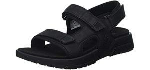 Timberland Men's Anchor - Sandal for Sesamoiditis