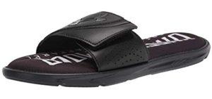Under Armour Men's Ignite Graphic Vi - Memory Foam Slide Sandals