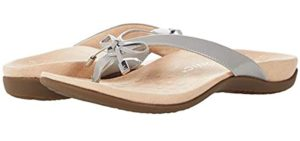 Vionic Women's Rest Bella - Comfortable Flip Flops