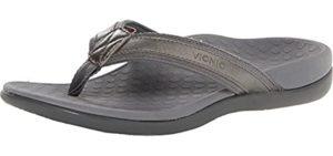 Vionic Women's Tide li - Comfortable Flip Flops