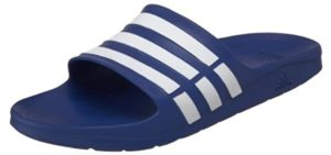 Adidas Men's Duramo - Comfort Slide Sandals