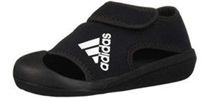 Adidas Girls's Alta Swim - Adidas Sandals for Babies