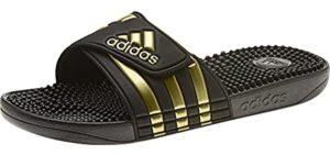 Adidas Men's Adissage - Massaging Slide Sandals