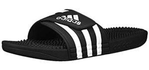 Adidas Women's Adissage - Massaging Slide Sandals