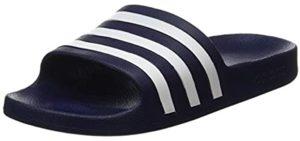 Adidas Men's Adilette Aqua - Water Friendly Slide Sandals