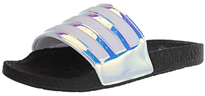 Adidas Women's Adilette - Shower and Pool Sandals for Cruise Ships