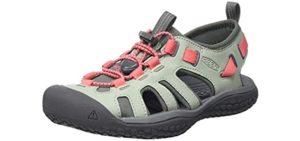 Keen Women's SOLR Sport - Sporty Water Sandal