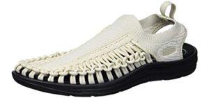 Keen Women's Uneek Evo - Wide Feet Walking Sandals
