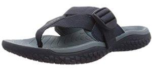Keen Women's SOLR Toe Post - Flip Flop Sandal for Water