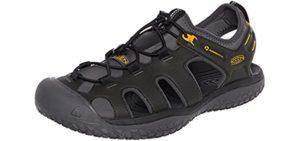 Keen Men's SOLR Sport - Sporty Water Sandal