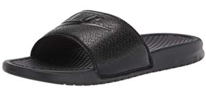 Nike Men's Benassi Just Do It - Memory Foam Slide